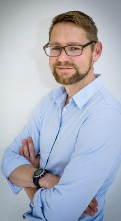 Dr Shaun McQueen